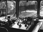 """Upravljačnica """"Srebrne strijele""""; Snimljeno 60-ih; Preneseno s Foruma Kluba ljubitelja željeznica"""