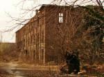 """Ruševine nekadašnje tvornice svile - """"Bubare"""" u Adžijinoj ulici [GP 2003.]"""