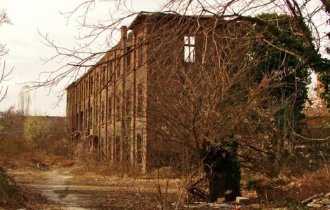 Bubara (tvornica svile)
