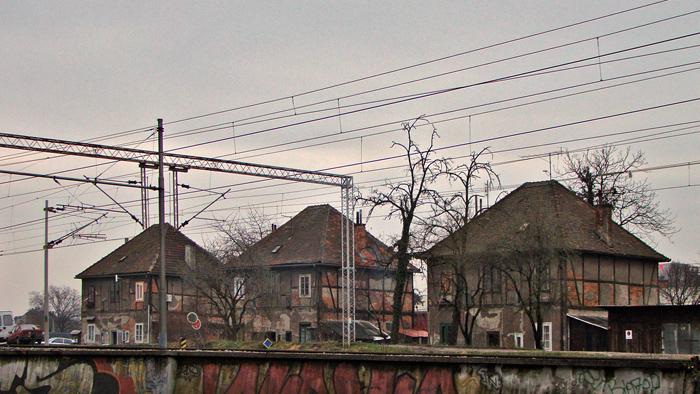 Željezničarske kuće (Magazinska ulica)