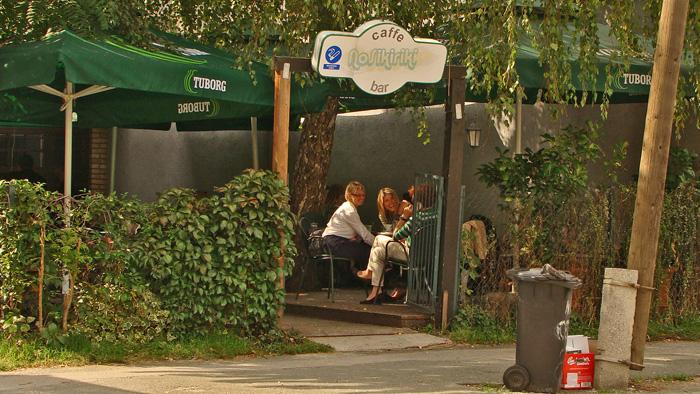 """""""No sikiriki"""" – kafić Ede Maajke"""
