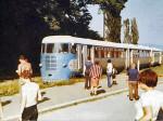 Stajalište u Bregani; Snimljeno 60-ih; Preneseno s Foruma Kluba ljubitelja željeznica