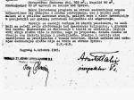 Zapisnik o stanju Vicinalne željeznice iz 1945. godine - strana 4; Preneseno s Foruma Kluba ljubitelja željeznica