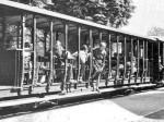 Ljetni otvoreni vagon (kakav se sad nalazi u parku u istočnom dijelu Samobora nedaleko Betonske ceste; Preneseno s Foruma Kluba ljubitelja željeznica
