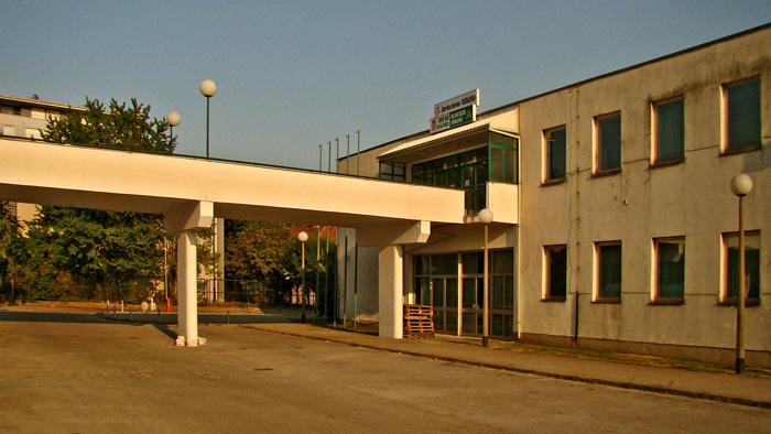 Sportska dvorana Trešnjevka (Kutija šibica)