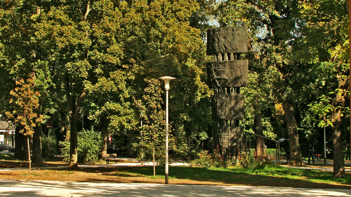 Park Ciglenica (Park pravednika među narodima)
