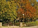 Park na Trešnjevačkom trgu prije nego što je u studenom 2014. preuređen i preimenovan u Park Zvonimira Milčeca [GP 2013.]