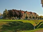 Gredice na svojoj zapadnoj granici - potoku Črnomercu [GP 2013.]