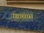 Navijački stencil-grafit Trešnjevke [GP 2013.]