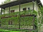 Tipične verande na čeonim dijelovima zgrada u Pupinovom naselju [2008.]
