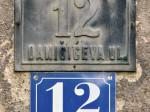 Primjer dvostrukih kućnih numeracija [VR 2012.]
