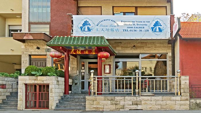 Kineski restorani Trešnjevke