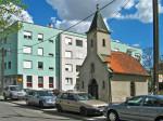 Bivše središte sela - kapelica u Jarunu [GP 2005.]