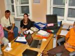 """Dio Uredništva """"Mapiranja Trešnjevke"""" i suradnika na radnom sastanku [GP 2013.]"""