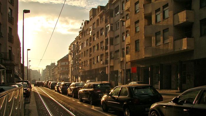 Tratinska cesta / Ozaljska ulica (Ulica Rade Končara)