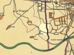 Pregledna karta - Gajevo 1929.
