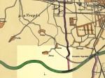 Pregledna karta - Jarun 1929.