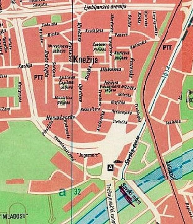 Knezija Horvati Mapiranje Tresnjevke
