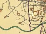 Pregledna karta - Remiza 1929.