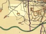 Pregledna karta - Rudeš 1929.