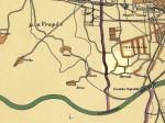 Pregledna karta - Srednjaci 1929.