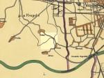 Pregledna karta - Staglišće 1929.