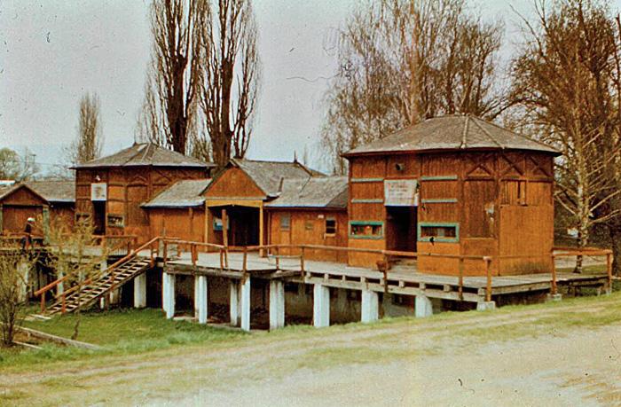 Kupalište na Savi – kak su se kupali naši stari …