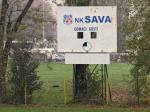 "Semafor rezultata uz igralište NK ""Sava"" [VR 2013.]"