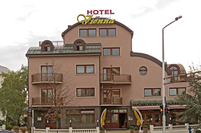 Hoteli i hosteli na Trešnjevci