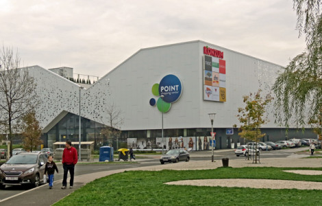 Trgovački centar Point, Vrbani