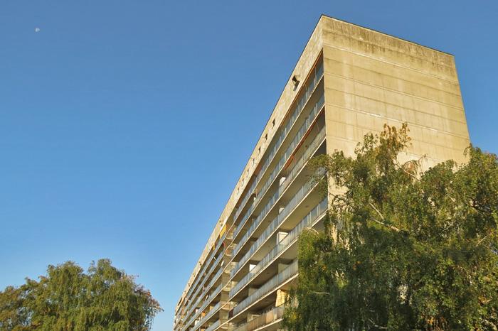Stambena zgrada u Zorkovačkoj