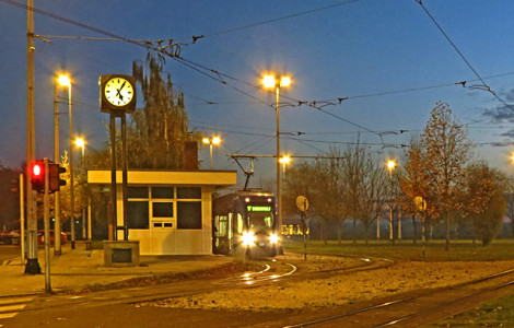 Tramvajsko okretište Prečko