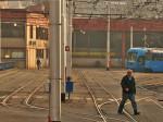 Dio dvorišta spremišta tramvaja ZET-a [GP 2013.]