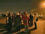 """Sudionici """"Predbožićne trešnjevačke dijagonale"""" na trasi """"Samoborčeka"""" kod Krapinske ulice [BT 2013.]"""