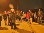 """Sudionici """"Predbožićne trešnjevačke dijagonale"""" u Rudeškom ogranku [BT 2013.]"""
