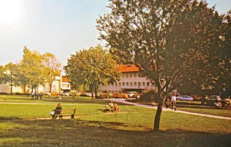 Park Stara Trešnjevka (Park Veljka Vlahovića)