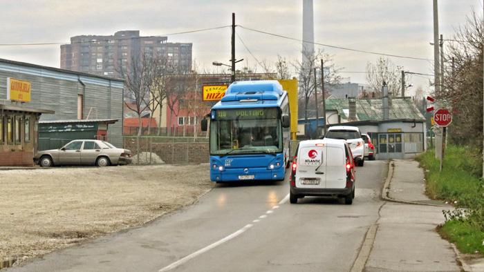 Iz riznice trešnjevačkih trivijalnosti (2): Hupser na Tomislavovoj ulici