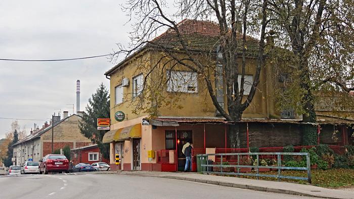 Mitnice Trešnjevke