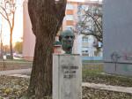Spomenik Franu Lhotki u Prečkom [VR 2013.]