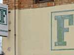 "Stari natpis ""Ferimporta"" u Golikovoj ulici [VR 2013.]"