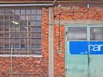 """Stari natpis tvornice """"Jadran"""" u Golikovoj ulici [VR 2013.]"""