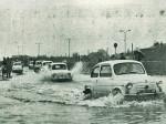 Poplava 1964. - Avenija Većeslava Holjevca