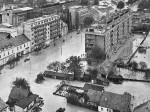 Poplava 1964. - Savska cesta kod Drvodjeljske škole