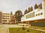 Osnovna škola Augusta Šenoe arhitekta Ivana Zemljaka iz 1931. - dvorište