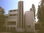 Osnovna škola Augusta Šenoe arhitekta Ivana Zemljaka iz 1931. - stubište