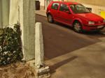 Stupić kao branik udaru vozila u isturenu kuću u Kučerinoj ulici [GP 2011.]