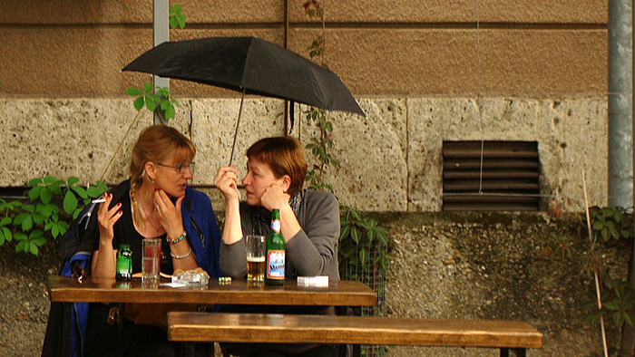 Romantičan dan na Trešnjevci