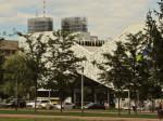 """Trgovački centar """"Point"""" - Vrbani sa Sky-Office-om u pozadini [GP 2014.]"""