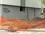 Okvir za isprašivane tepiha u Ulici Braće Cvijića [GP 2014.]