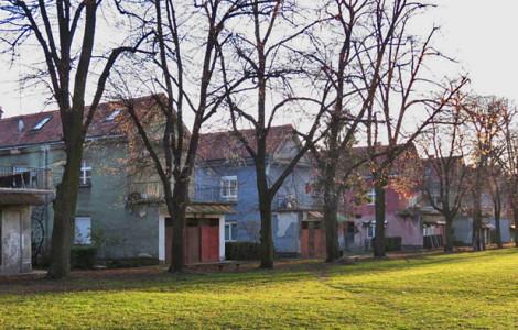 Naselje Istrana i invalida